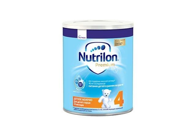 Nutrilon Premium 4